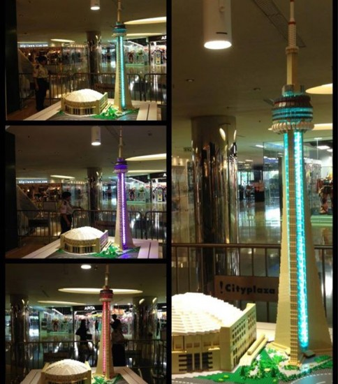 7 Wonders of the world – Toronto CN Tower